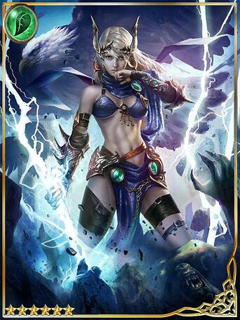 (Immitigable) Brynhildr, War Maiden