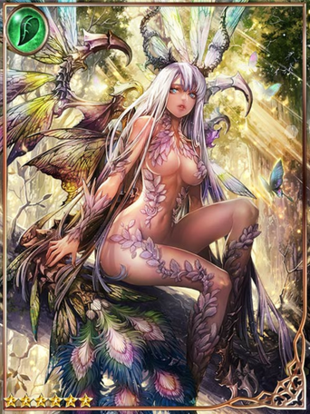 (Jade Goddess) Lovely Forest Dragon