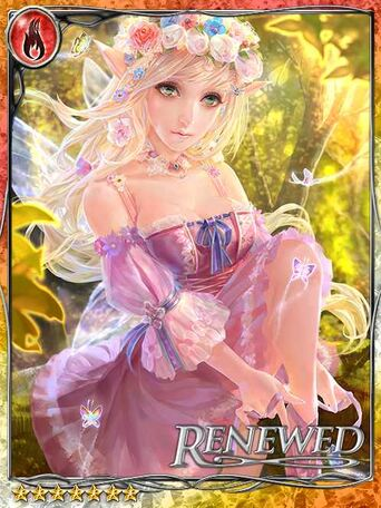 (Dawn Rays) Sunshine Fairy Freesina