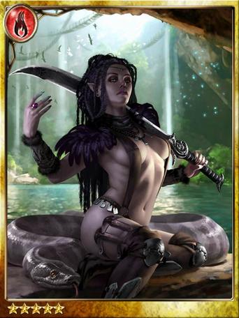 Serpent Mistress Eltrena