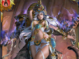 (Invasion Order) Mummy Queen Anubis