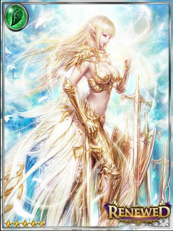 (Burnish) Mid-Autumn's Fairy Knight