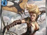 (Combo) Lizora and the Azure Beast