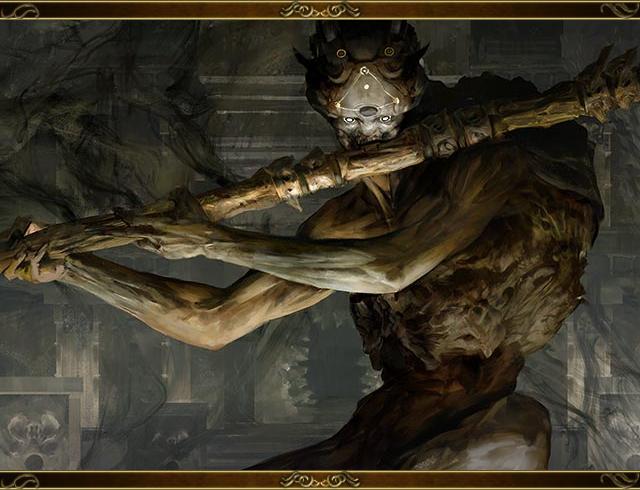(Interference) Lusa, Hades' Flutist