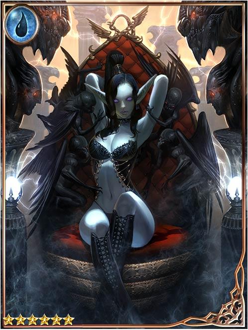 (Enticing) Dark Tempress Geraldine | Legend of the