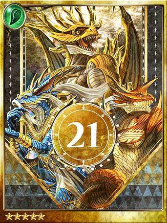 (Tier 21) Legendary Dragon Kings