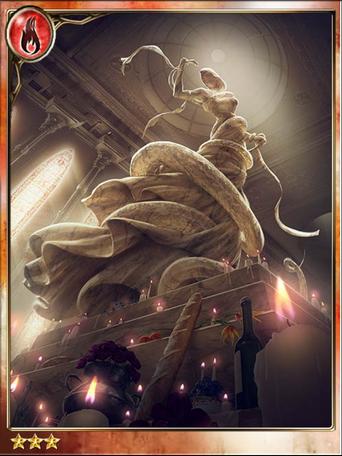 Mordia, Cursed Sculpture