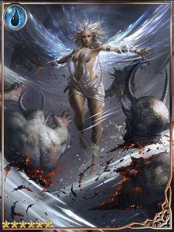 (Beheading) Sharp-winged Feliciana