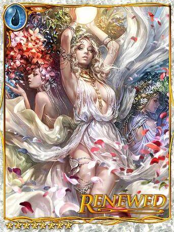 (Rinse Clean) Three Goddess Sisters