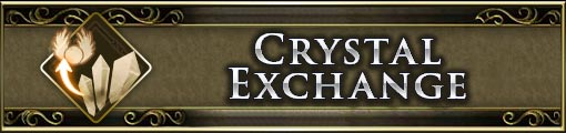Crystal Exchange Banner