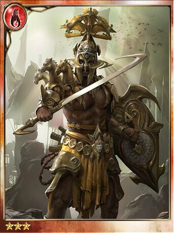 Warrior Zealot Hayagriiva
