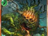 Acid-Spitting Plant