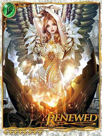 (Hatched Radiance) Gilded Sage Elwë