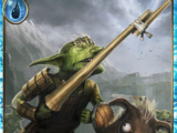 Lunging Goblin Lancer