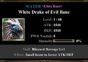 White Drake 2
