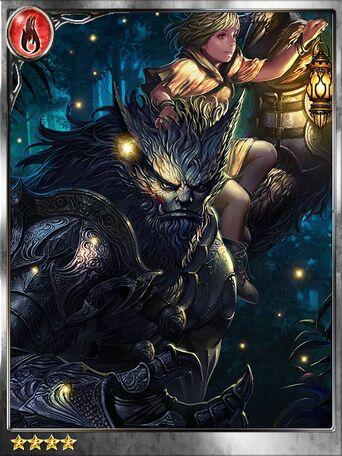 (Patriarch) Devoted Beastman Godwin