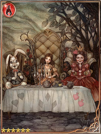 (Tea) Tea Party in Wonderland