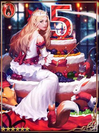 (Berries) Confection Magic Princess