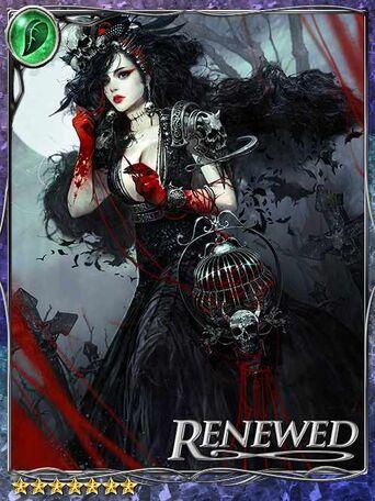 (Nightdraft) Fated Blood Bonds Ines