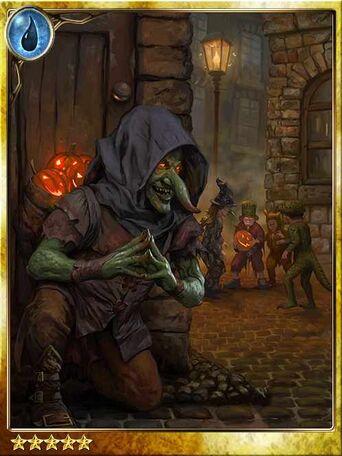 Gugu, Spooking Goblin