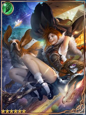 (Night Sky) Ethel, Astro Witch