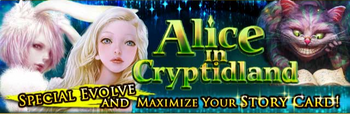 Alice in Cryptidland