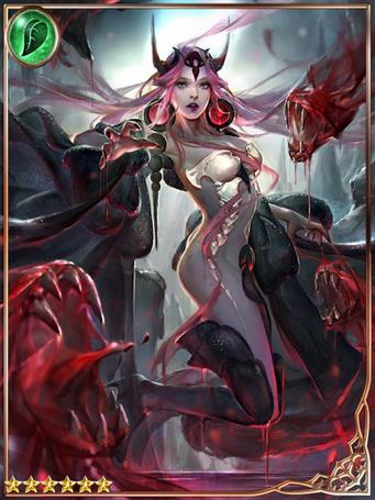 (Disposed) Bloody Goddess Aldairmi