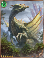 (Towering) Gazing Forest Dragon