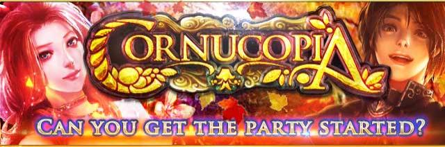 Cornucopia Banner