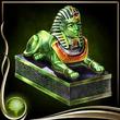 Green Sphinx Figure EX