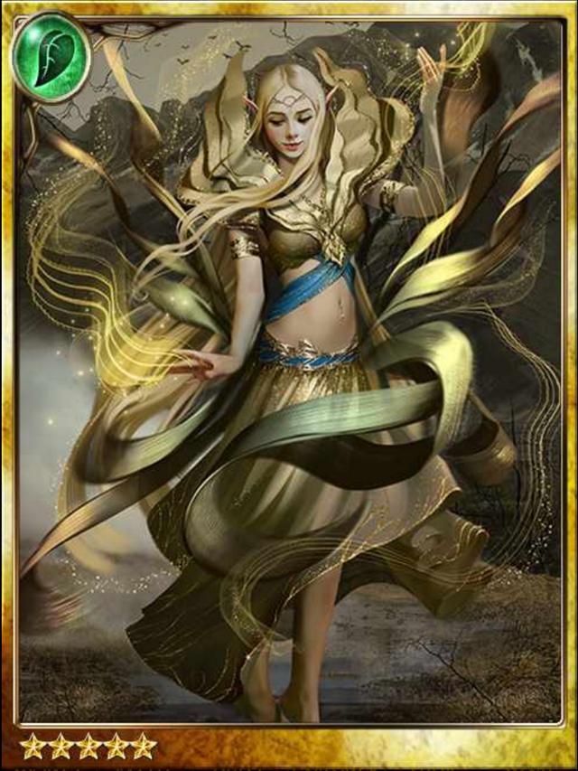 Arwyn, Spirit Dancer   Legend of the Cryptids Wiki ...