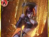 Rinka, Rising Warrior
