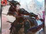 (Windstreak) Plains Warrior Ulysses