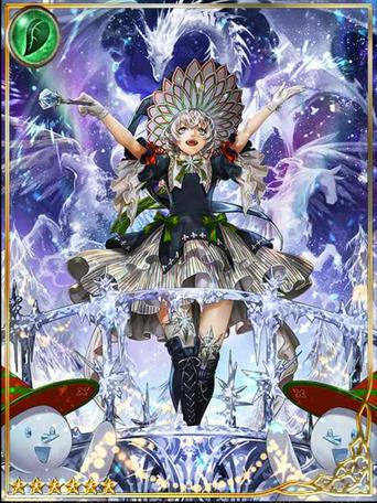 (Dreamy Vision) Crystal Mage Snowla