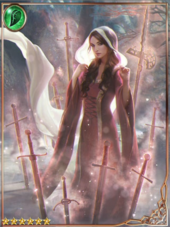 (Sublimity) Asnadjia, Sword Prodigy