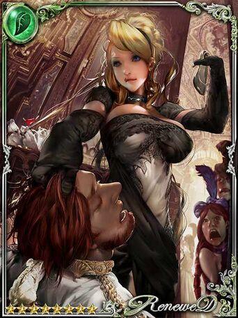 (T) Audacious Cinderella