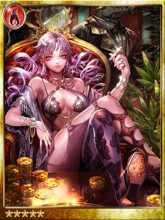 Gambling Witch Azalea