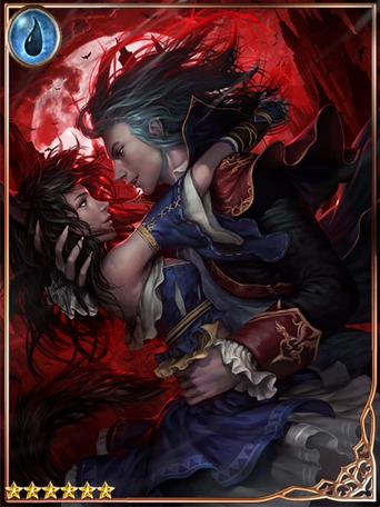 (Ill-Fated) Orietta, Vampire's Love