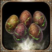 Dark Eggs