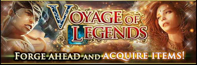 Voyage of Legends 8