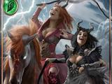 (Raucous) Unruly Demon Princesses