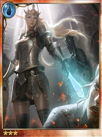 Holy Elf Queen