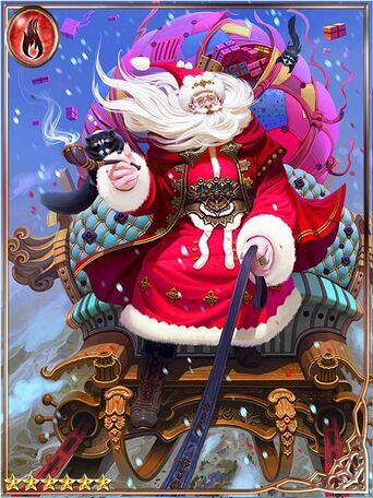 (Holy-Night) Beloved Santa Claus