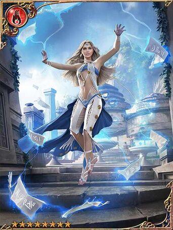 (Pure Longing) Amulet Goddess Amewl
