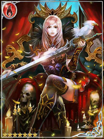 Bloody Queen Miryam