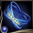 Blue Sparkling Ring EX