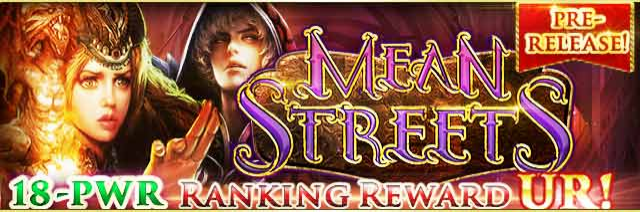 Mean Streets Banner