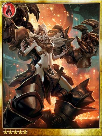 Zera, Artillery Goddess