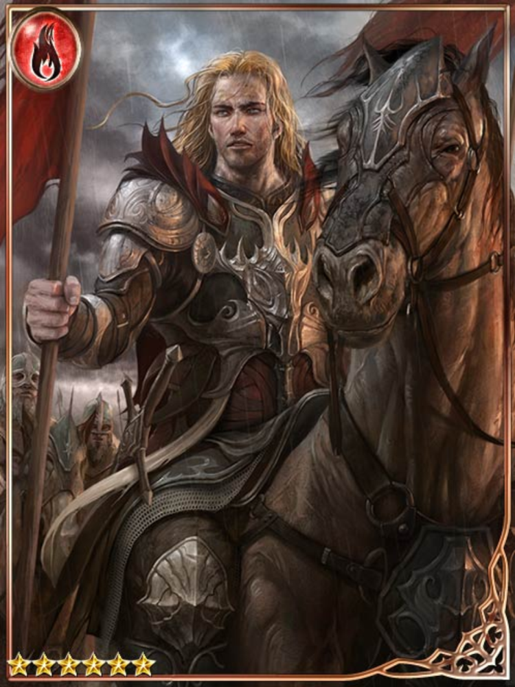 Last Man Tubal Cain Lost General Legend Of The