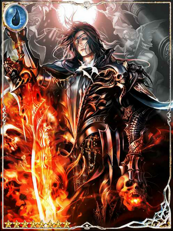 (Blood Offer) Zil du Orr the Fallen